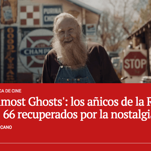 almost ghosts los añicos de la ruta 66 documental